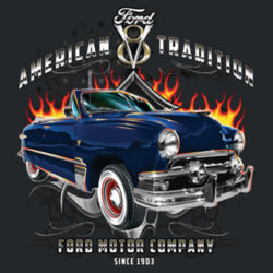 American Tradition - Adult Fan Favorite T Design