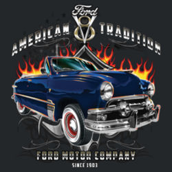 American Tradition - Youth Fan Favorite T Design