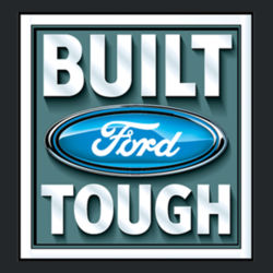 Built Ford Tough - Adult Fan Favorite T Design