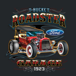 T-Bucket Roadster - Adult Fan Favorite Crew Sweatshirt Design
