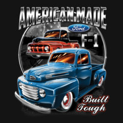 American Made - Adult Premium Blend T Design