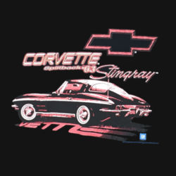 63 Corvette Splitback - Adult Premium Blend T Design
