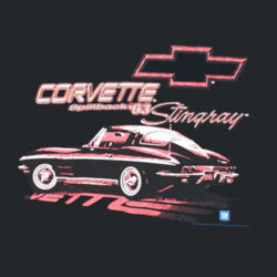 63 Corvette Splitback - Adult Fan Favorite T Design