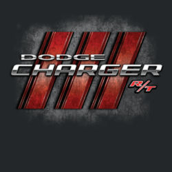 Dodge Charger RT - Adult Fan Favorite Crew Sweatshirt Design