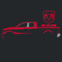 Red Ram - Youth Fan Favorite T Design