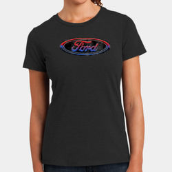 Ford USA - Ladies Perfect Blend T Thumbnail