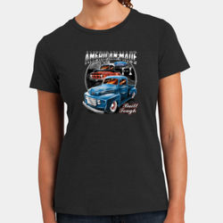 American Made - Ladies Perfect Blend T Thumbnail