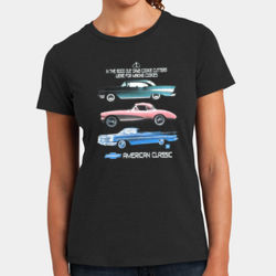 Chevy Classics - Ladies Perfect Blend T Thumbnail