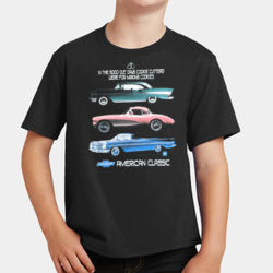 Chevy Classics - Youth Fan Favorite T Thumbnail