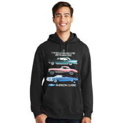 Chevy Classics - Adult Fan Favorite Hooded Sweatshirt Thumbnail