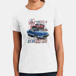 American Revolution - Ladies Perfect Blend T Thumbnail