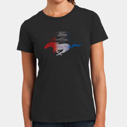 Mustang USA - Ladies Perfect Blend T Thumbnail