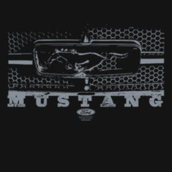 Mustang Grill - Adult Premium Blend T Design